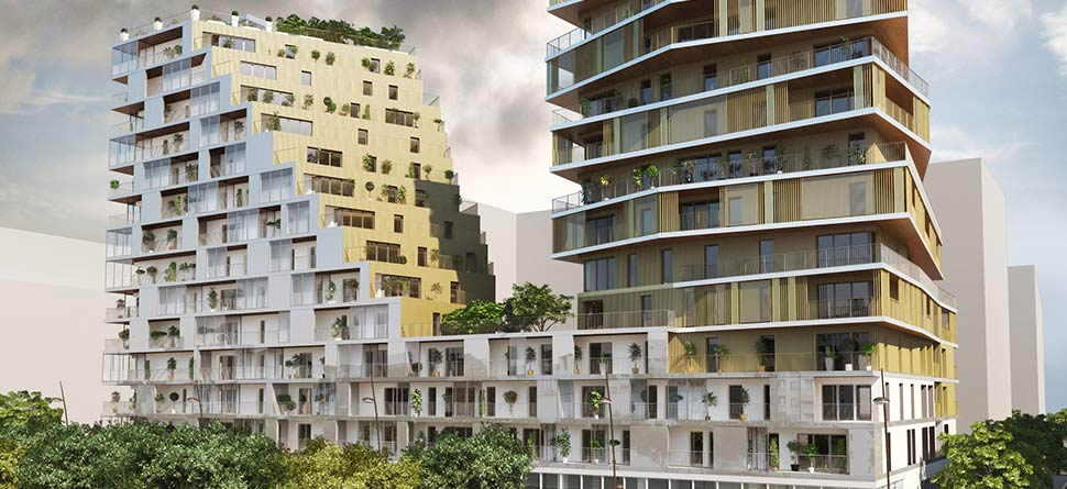 Location Appartement Social Paris