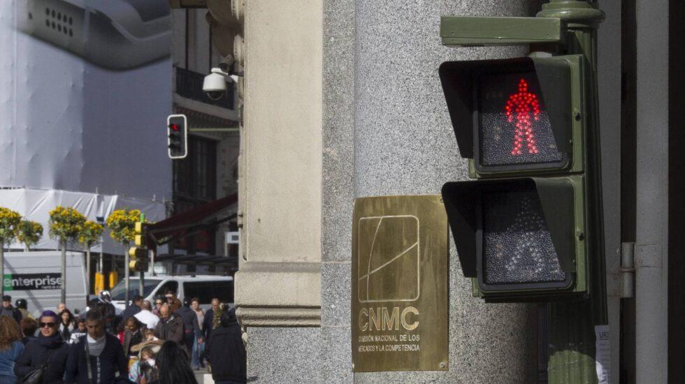 Sede la Comisión Nacional de los Mercados y la Competencia, CNMC.