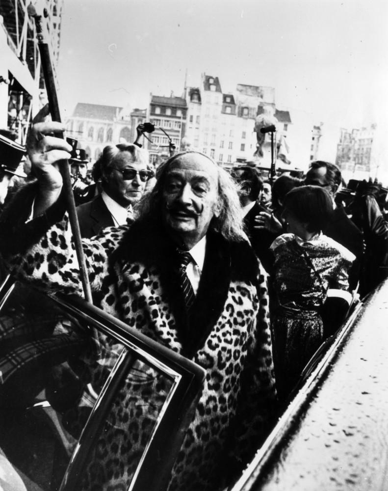 Salvador Dalí será exhumado el próximo día 20 de julio.