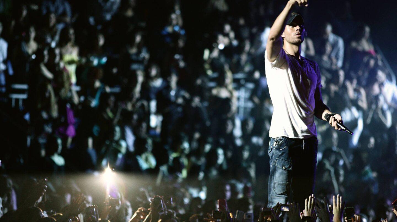 Enrique Iglesias dará un multitudinario concierto en Santander.