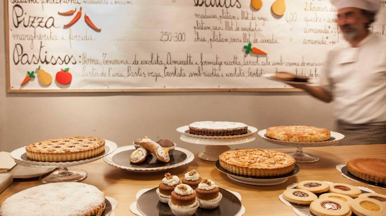 Los impresionantes dulces de Nabucco Tiramisú.
