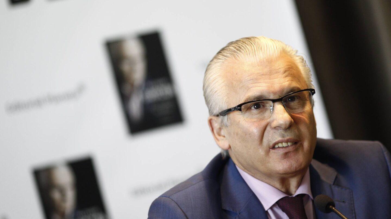 El ex juez de la Audiencia Nacional Baltasar Garzón.