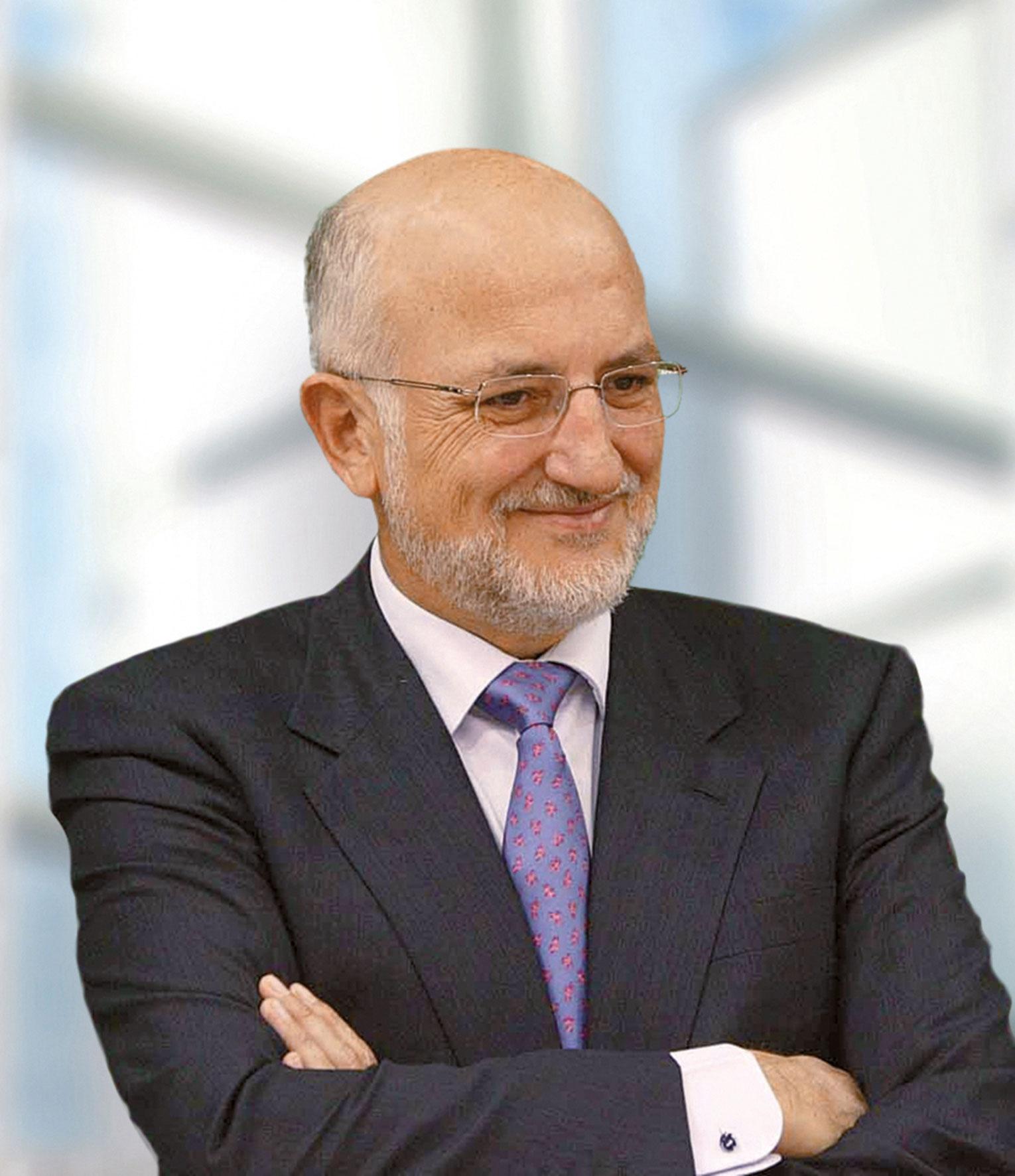 Juan Roig, presidente de Mercadona