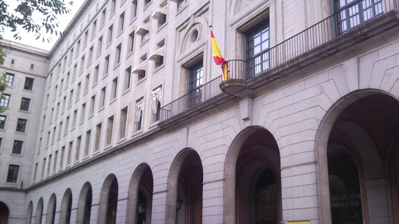 Ministerio de Trabajo y Seguridad Social.