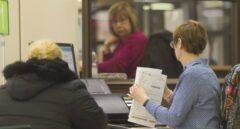 La firma de contratos laborales cayó un 48% durante el estado de alarma