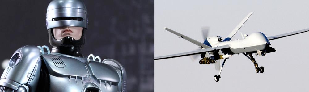 Los drones militares son, para Hinton, una amenaza real a prohibir.
