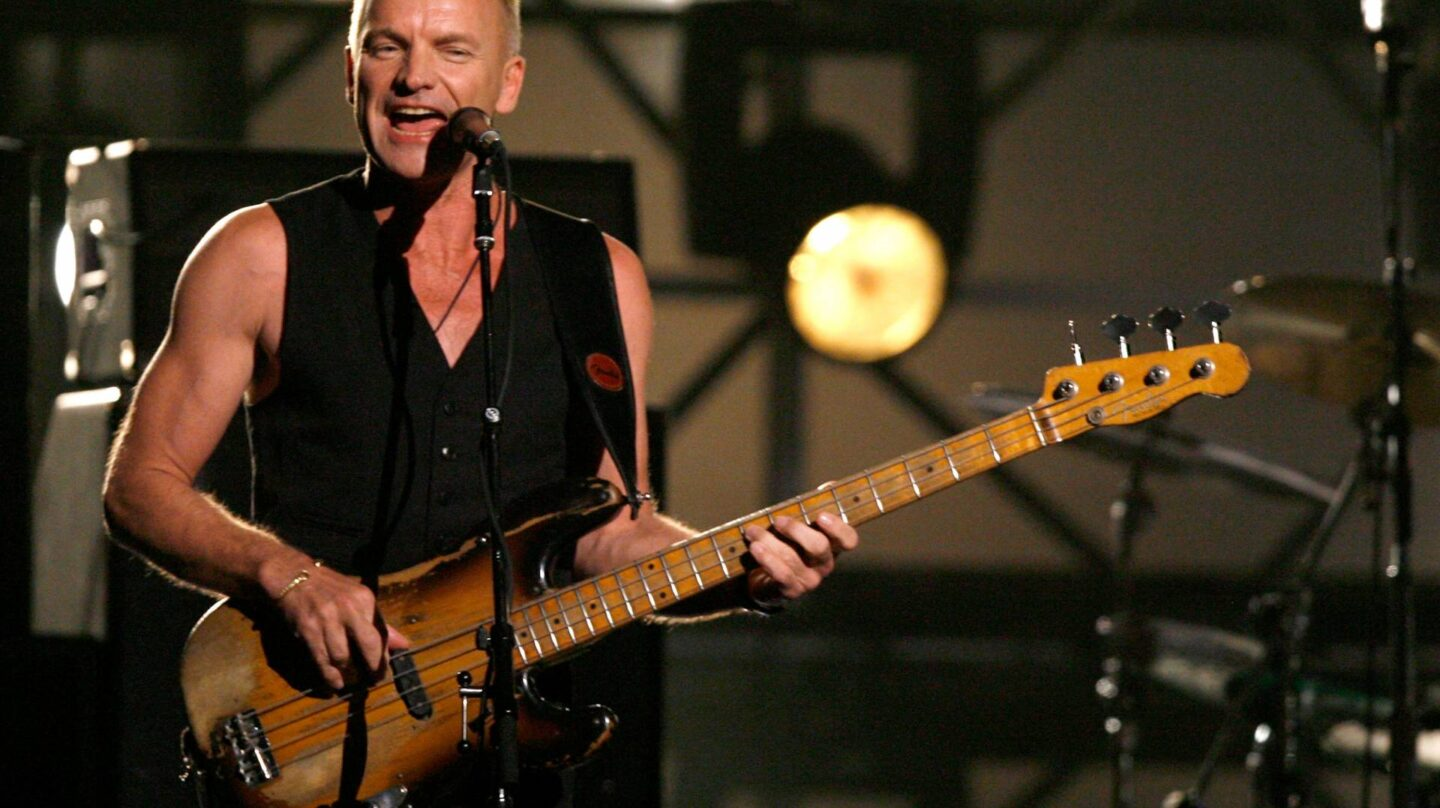 Sting presenta su disco más pop.