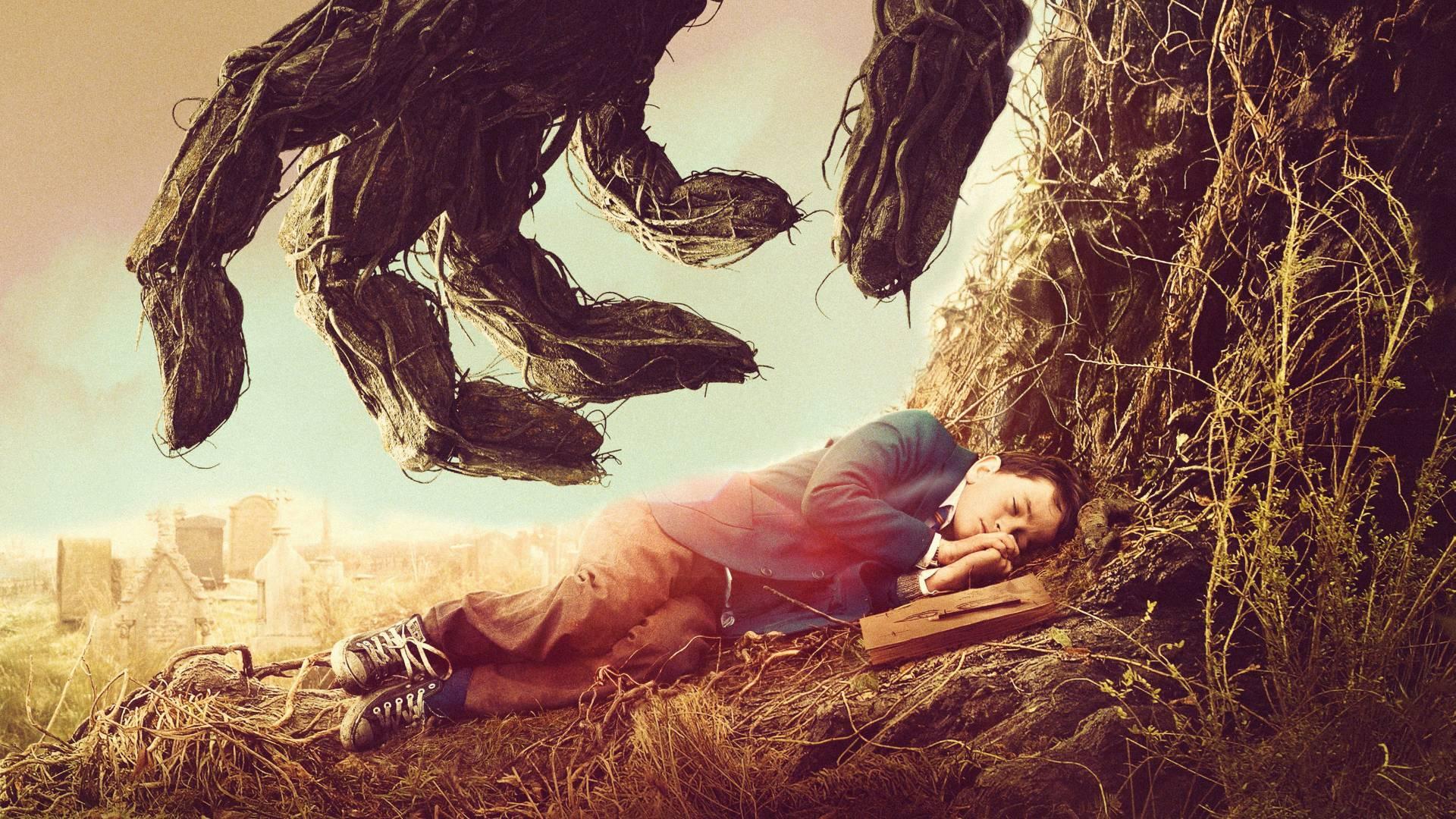'Un monstruo viene a verme', de Juan Antonio Bayona.