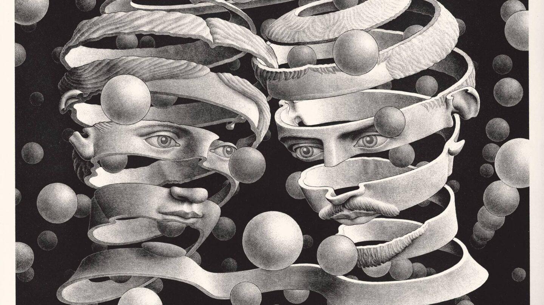 'Vincolo d'unione', Escher.