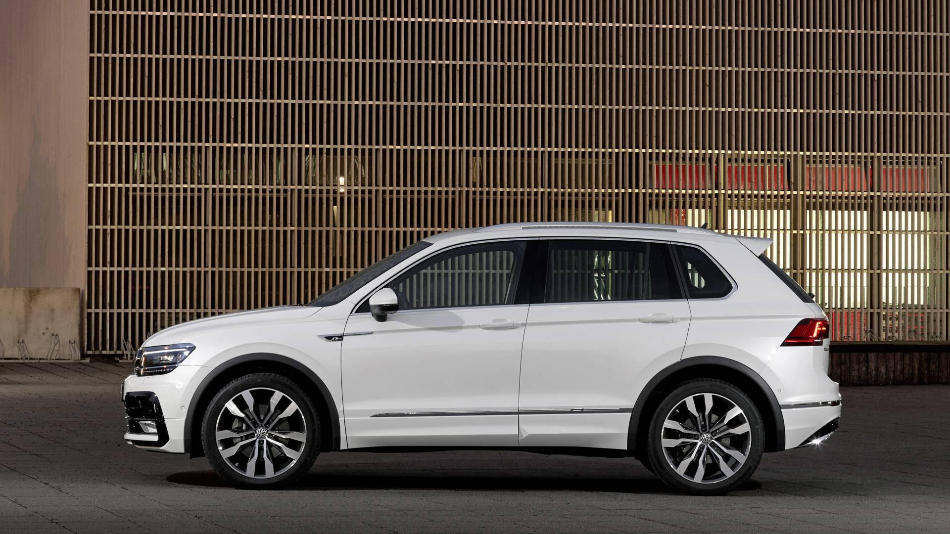 Fiel a la filosofía de Volkswagen, el Tiguan luce un diseño intemporal, con un estilo que resulta elegante a la par que atractivo.