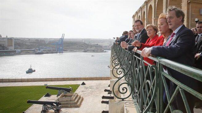 Cumbre de la UE en La Valeta, Malta