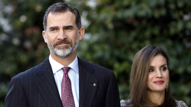 Los Reyes de España, Felipe y Letizia
