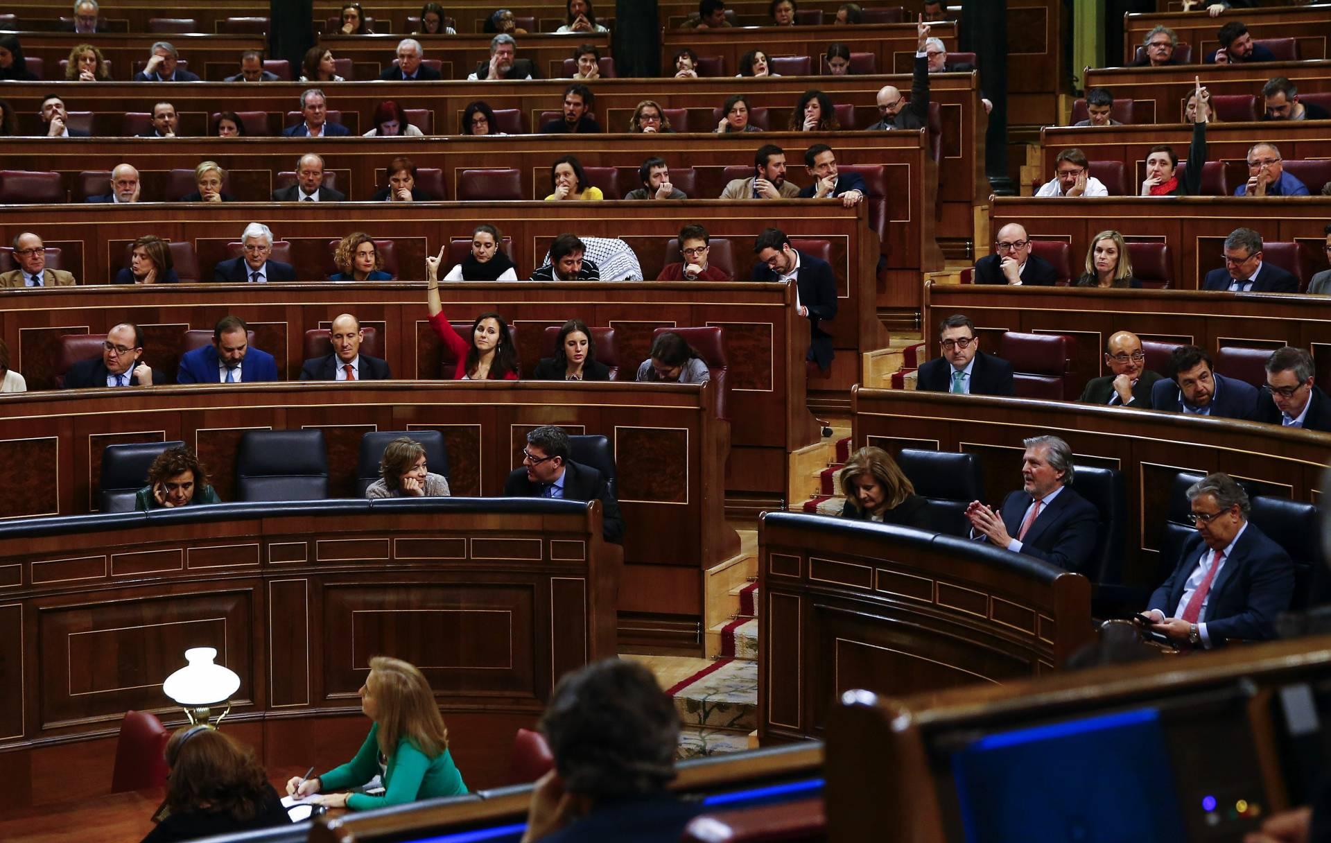 El pleno del Congreso ha aprobado por unanimidad la creación de la Comisión de Investigación.