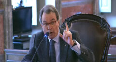 El fiscal del Supremo pide que se confirme la condena a Mas por el 9-N
