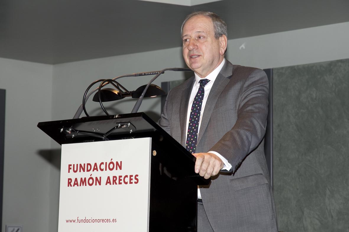 Javier Aríztegui, subgobernador del Banco de España entre abril de 2009 y junio de 2012,