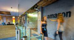Oficinas de Amazon en España.