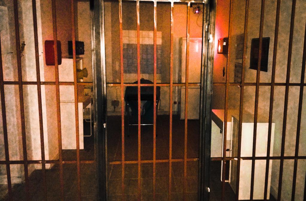 Una de las salas de escape de Hermético, en Madrid.