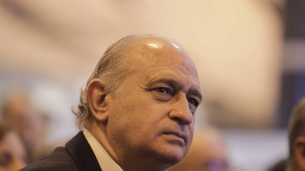 El ex ministro del Interior, Jorge Fernández Díaz.