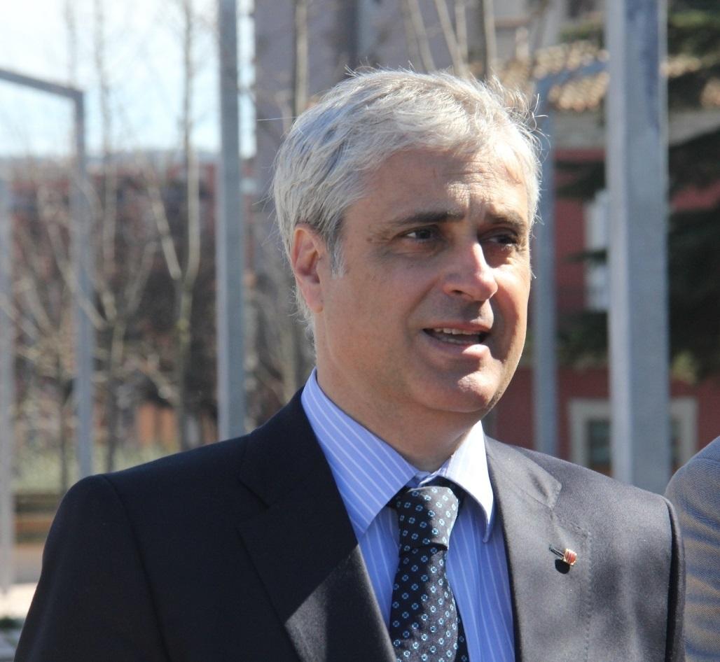 El diputado del Parlament y ex consejero de la Generalitat, Germá Gordò.