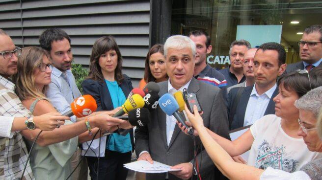 El diputado y ex consejero de Justicia de la Generalitat, Germà Gordó.