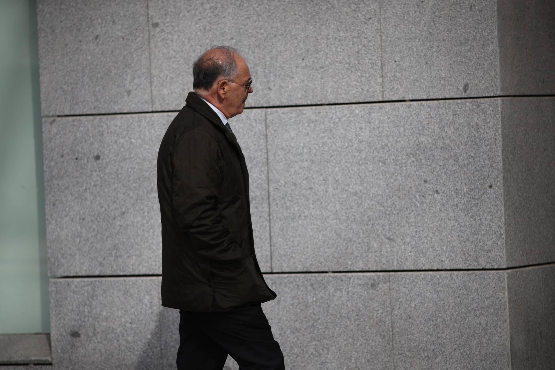 El ex Director Adjunto Operativo de la Policía Nacional, Eugenio Pino.