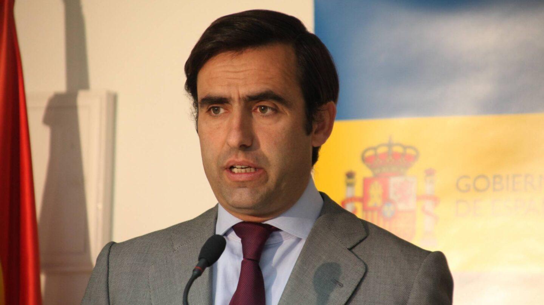 José María Ruiz-Mateos, uno de los hijos del empresario del mismo nombre.