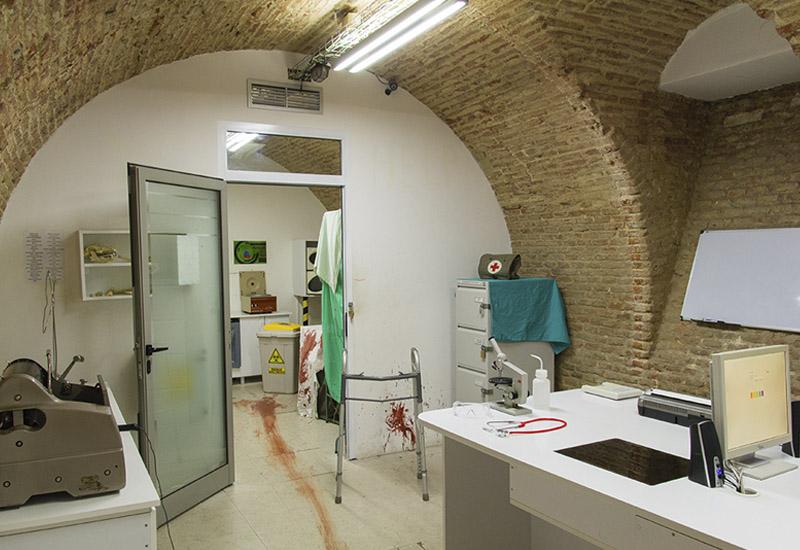 Hermetico Escape Room Madrid