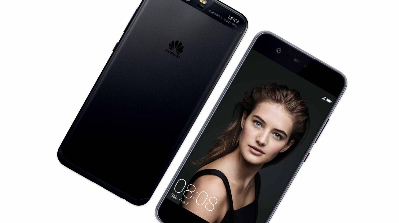 P10, el nuevo teléfono de Huawei.