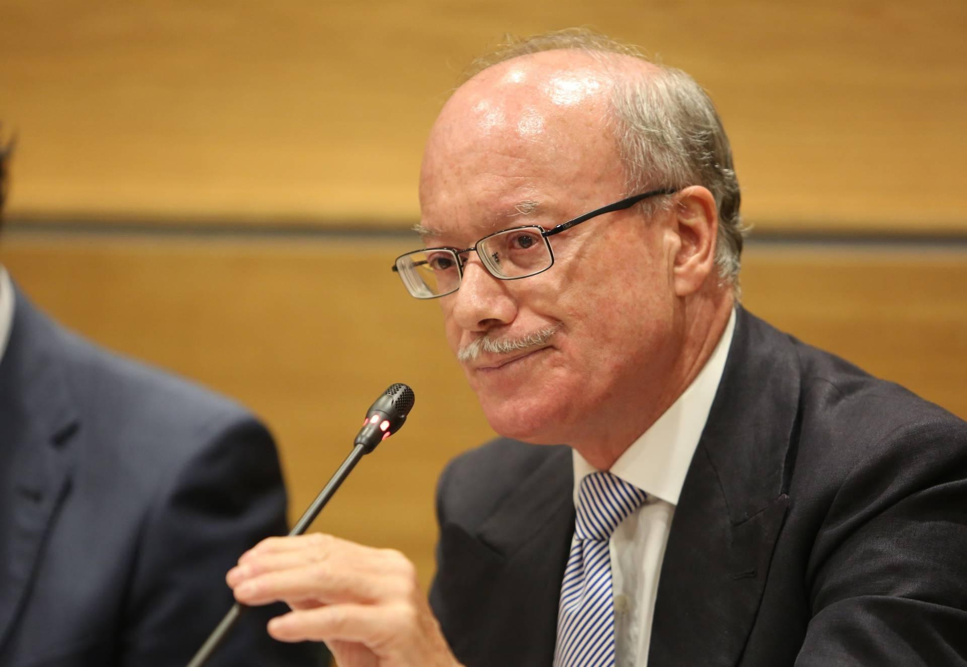Presidente del IEE, José Luis Feito.