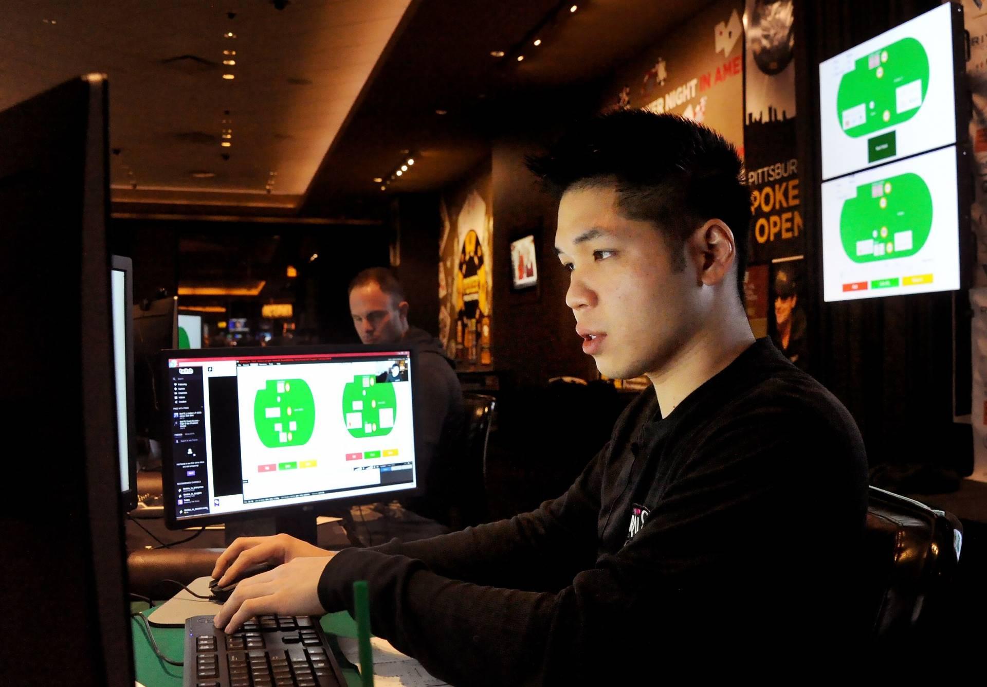 Jimmy Chou, uno de los profesionales que compitió contra Libratus.