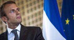 Emmanuel Macron, candidato a la presidencia de Francia.