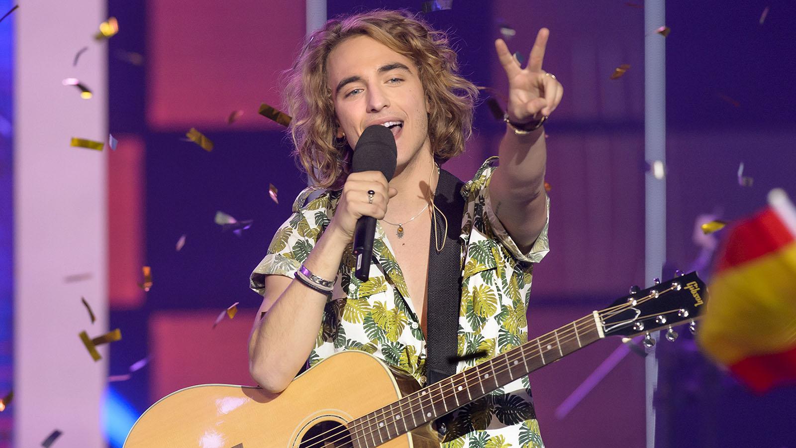 Manel Navarro gana Objetivo Eurovisión.