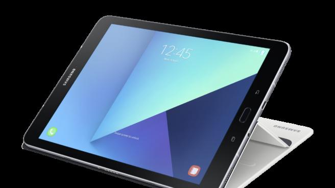 La nueva Samsung Galaxy Tab S3.
