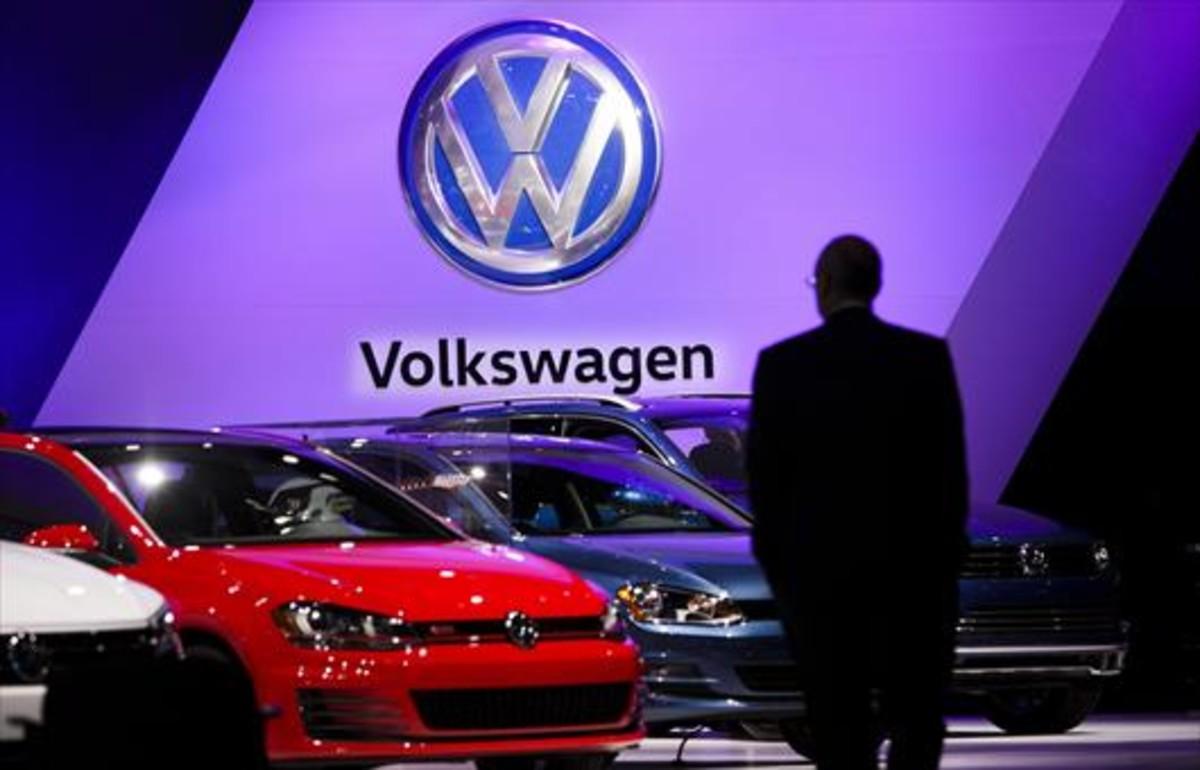 Vehículos de la marca Volkswagen.
