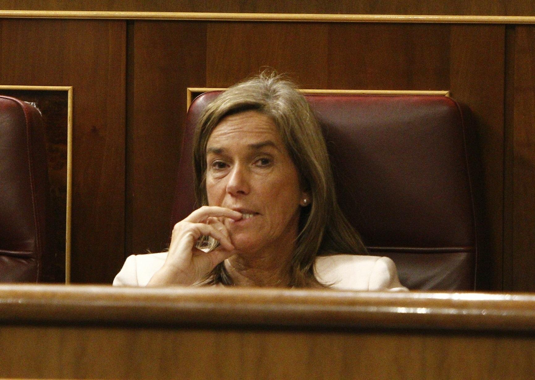 La ex ministra de Sanidad Ana Mato.