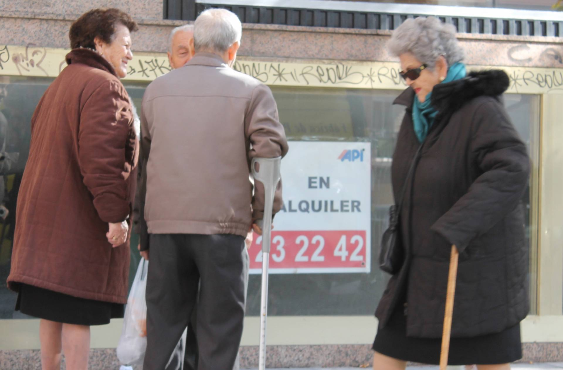 La venta de viviendas y patrimonio para completar la pensión se dispara un 70%