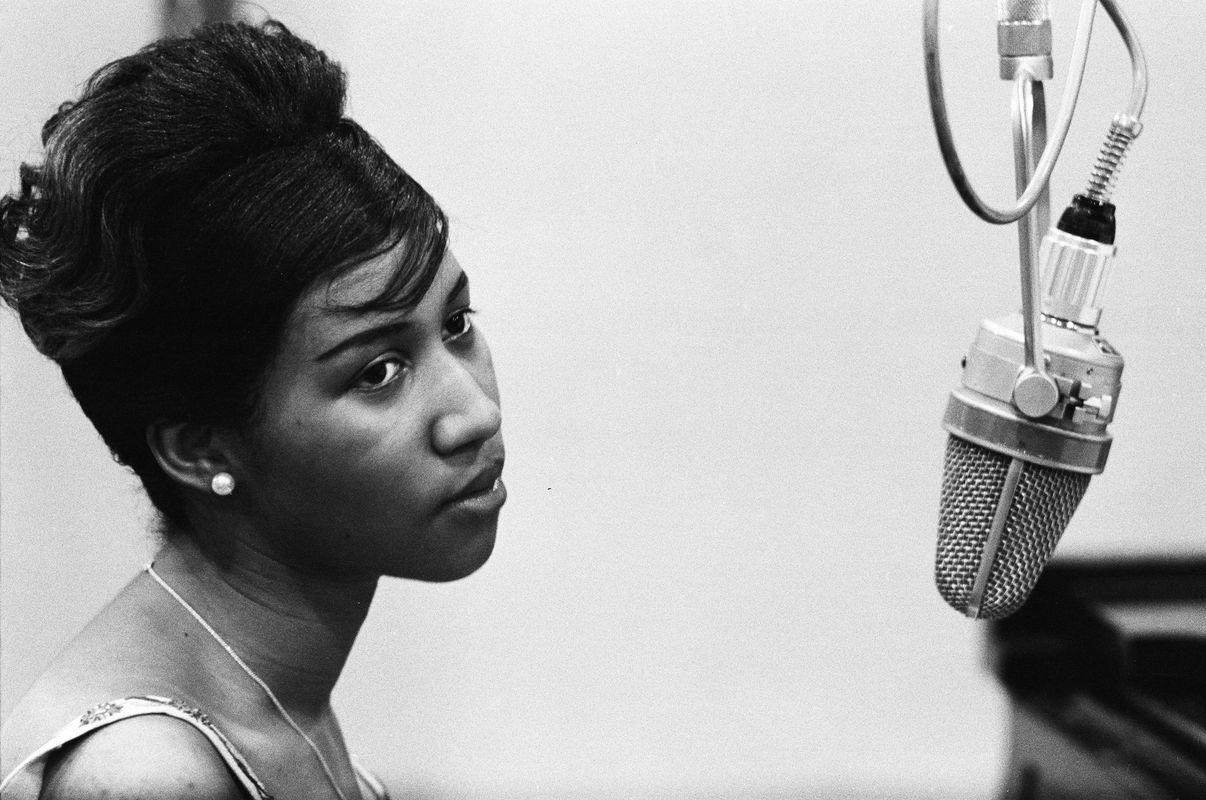 Resultado de imagen de Aretha Franklin