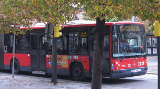 Autobús urbano.