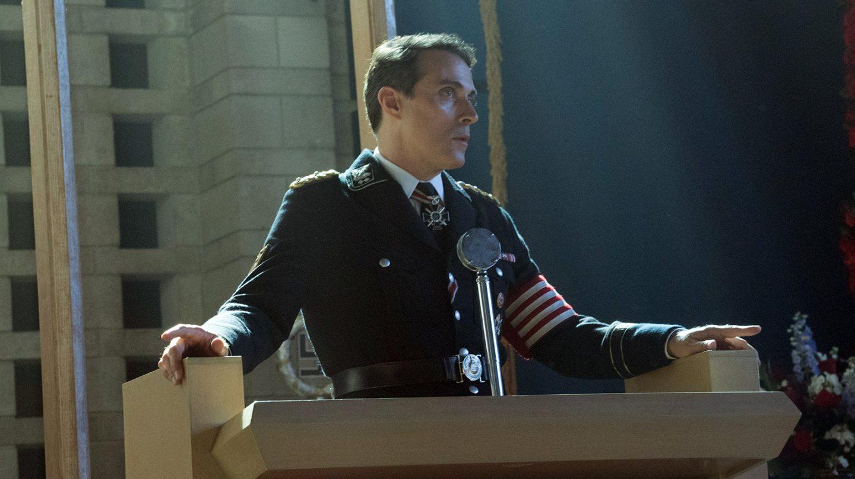 Escena de la serie inspirada en 'El hombre del castillo' de Philip K. Dick