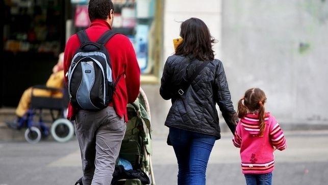 El Gobierno quiere que las familias que tengan dos hijos sean consideradas numerosas.