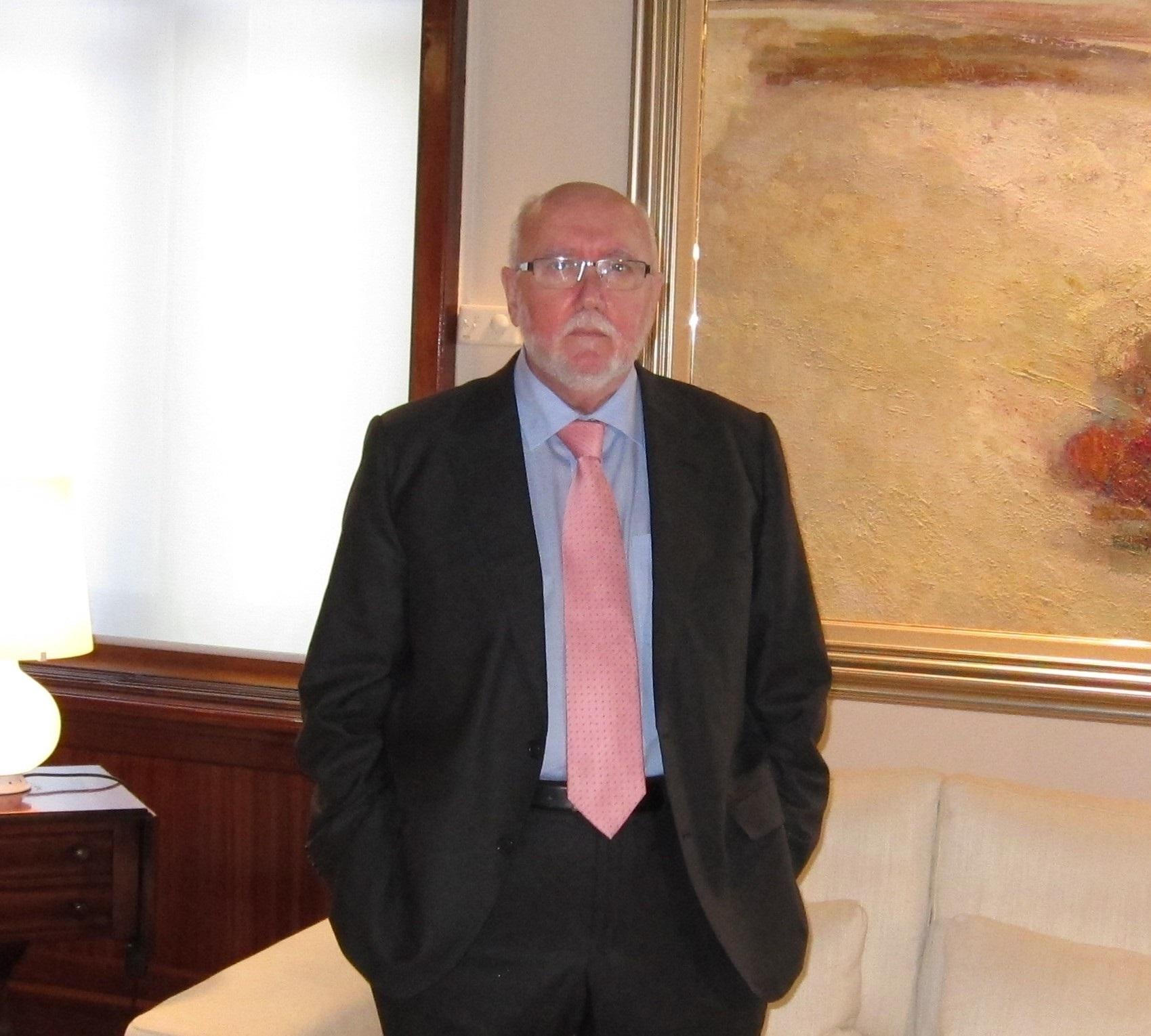 El ya ex fiscal de Murcia Manuel López Bernal.