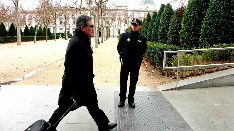 La UDEF acusa a Jordi Pujol Ferrusola de haber evadido casi 30 millones de euros.