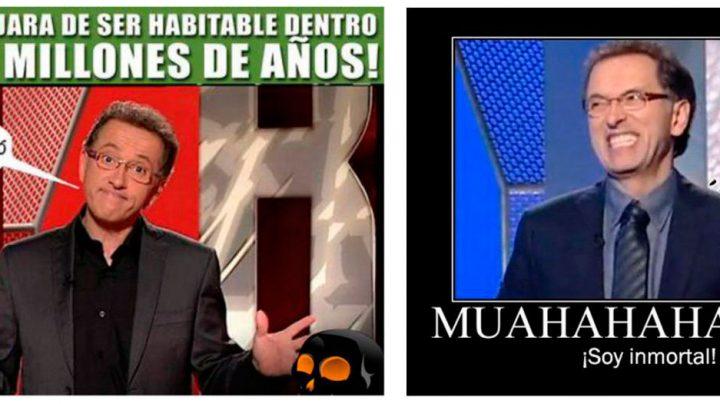 Memes de Jordi Hurtado, el presentador de 'Saber y Ganar'.