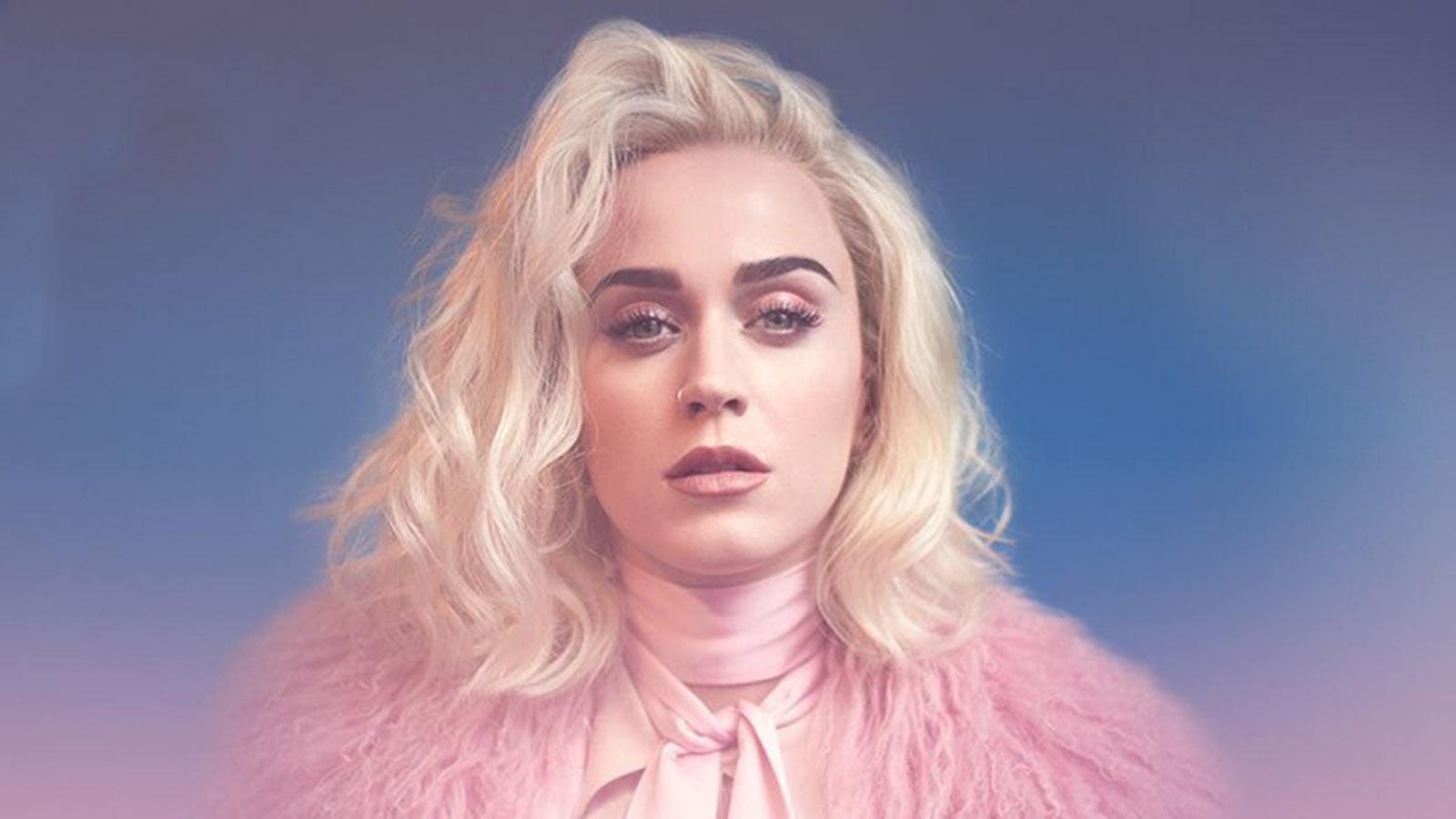 Katy Perry interpretará 'Chained to the Rhythm' en la gala de los Grammy