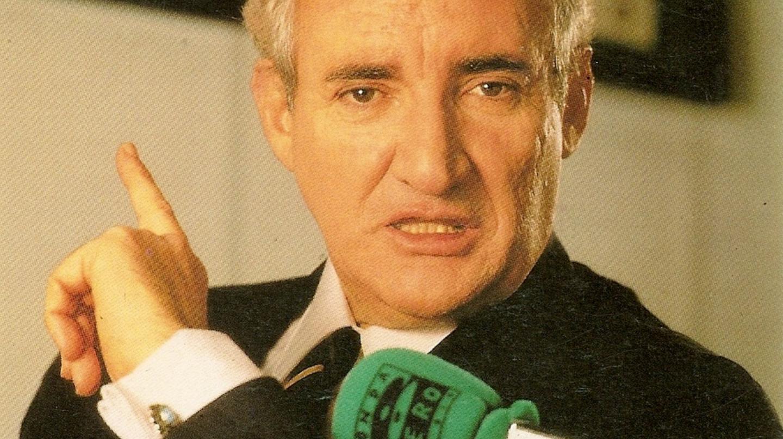 Luis del Olmo en la radio