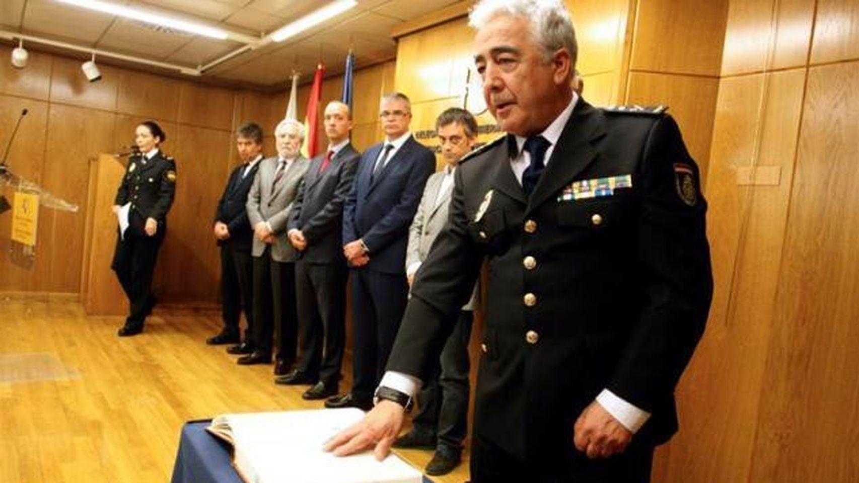 Manuel Vázquez, ex jefe de la Udef.