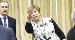 Celia Villalobos dinamita el consenso sobre las pensiones en el Pacto de Toledo