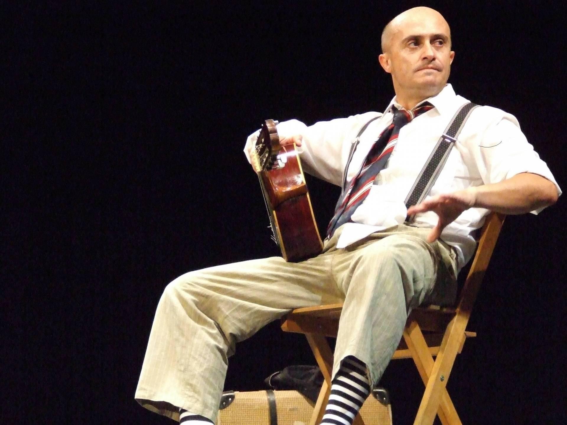 El actor Pepe Viyuela.