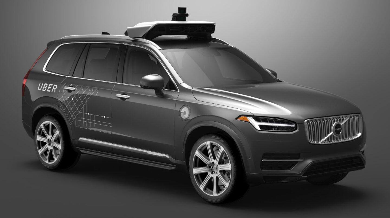 Los Coches autónomos de Volvo