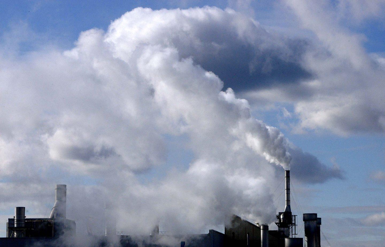 Emisiones industriales en Toronto